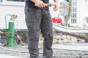 Double Knee NYCO Cargo Pants | 1620 Workwear, Inc. | Made in the USA