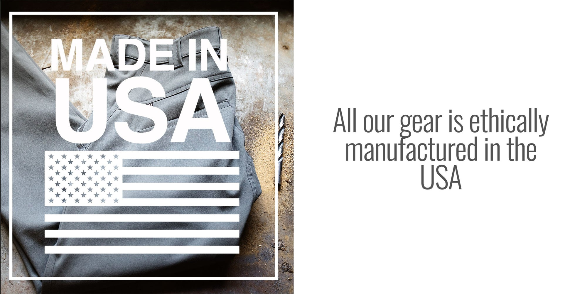 1620 Work Wear Made in the USA