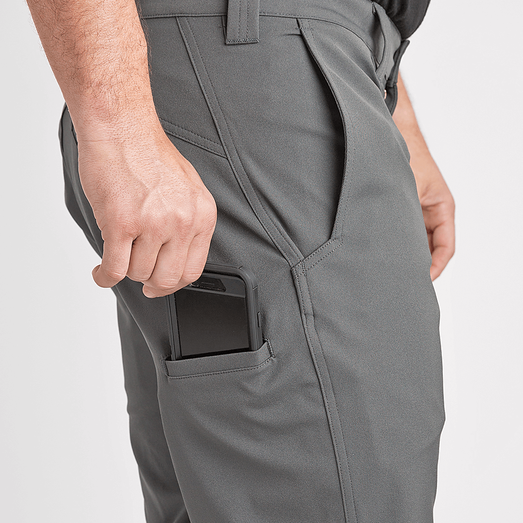 Right Leg Mobile Utility Pocket | 1620 Workwear, Inc. | Made in the USA