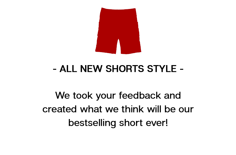 New Shorts Style | Fronted Pre-Sale | 1620 Workwear