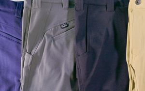 Tweave Durastretch | 1620 Workwear, Inc.