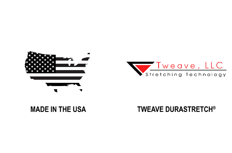 Tweave Durastretch | 1620 Workwear, Inc. | Made in the USA
