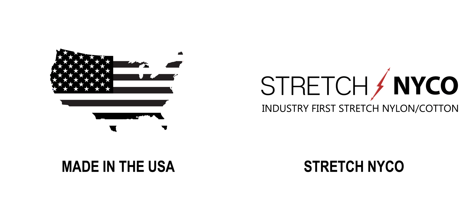 Made in the USA | Stretch NYCO | 1620 Workwear, Inc.