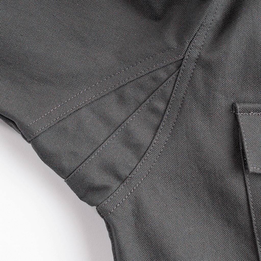 Gusseted Underarms | 1620 Workwear, Inc. | Made in the USA