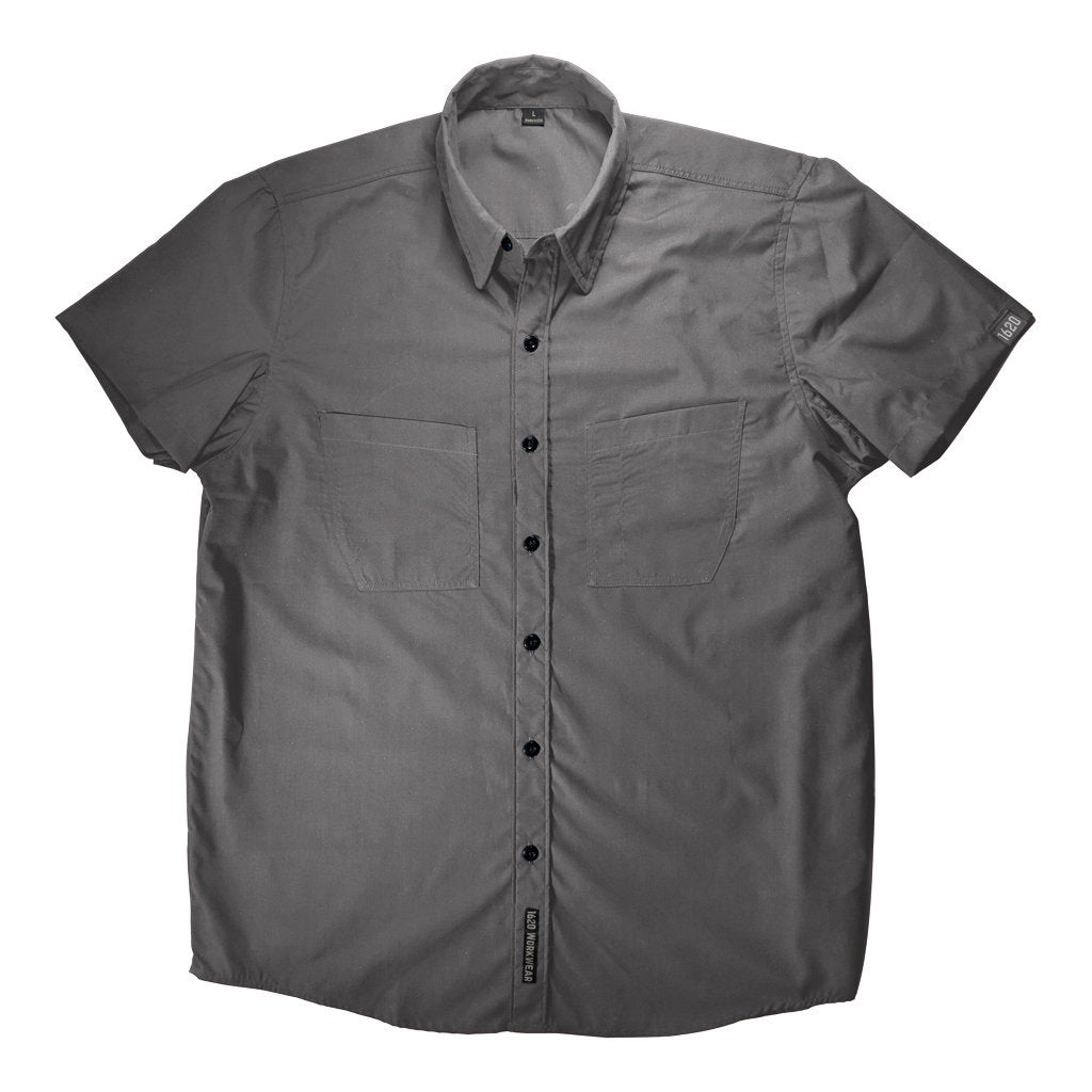 Short Sleeve Work Shirt - PRESALE Ships August 2019