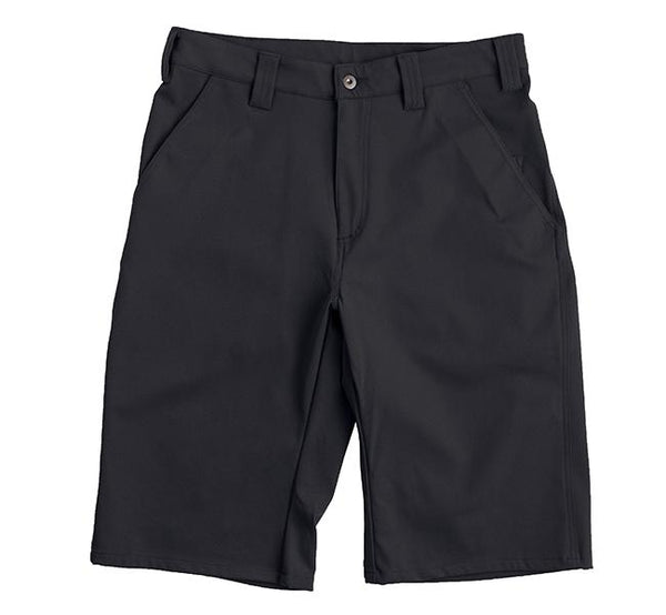 Classic Work Short Black - 1620 workwear Premium American Made Workwear