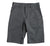 Classic Work Short Charcoal - 1620 workwear Premium American Made Workwear