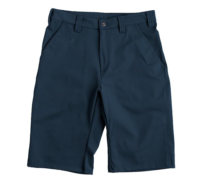 Classic Work Short Dark Navy - 1620 workwear Premium American Made Workwear