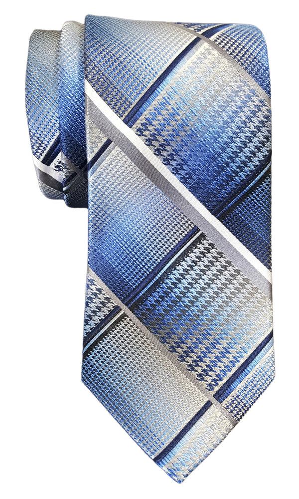 Van Heusen Patterned Tie Blue