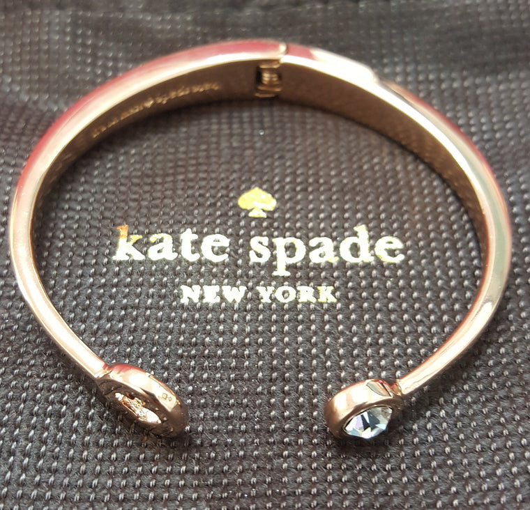 Kate Spade Open Hinge Bangle