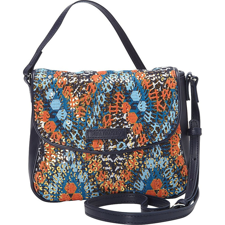 Vera Bradley Summer Sparkle Crossbody