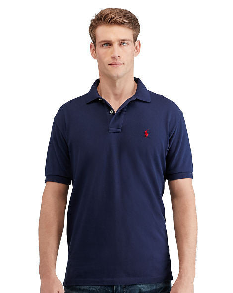 Polo Ralph Lauren Classic-Fit Mesh Polo Shirt \\/ Zion Clothing \u0026 Accessories