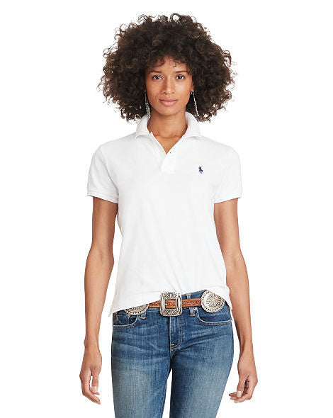 Ralph Lauren Women's Classic-Fit Polo Shirt