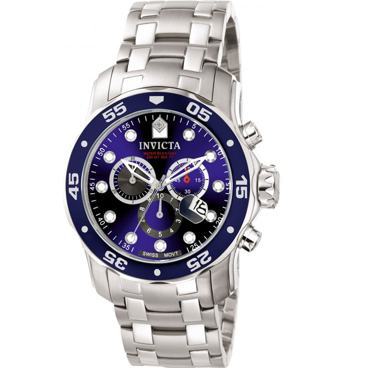 Invicta Men's Watch Pro Diver 0070