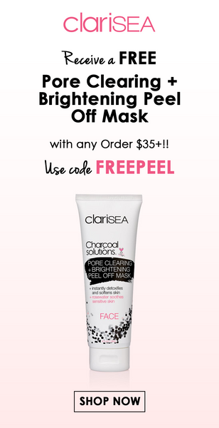 Receive a FREE Peel Off Mask with any Order $35+!