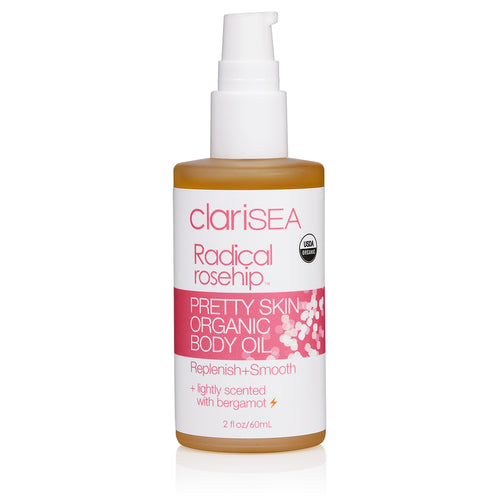 Pretty Skin Organic Body Oil