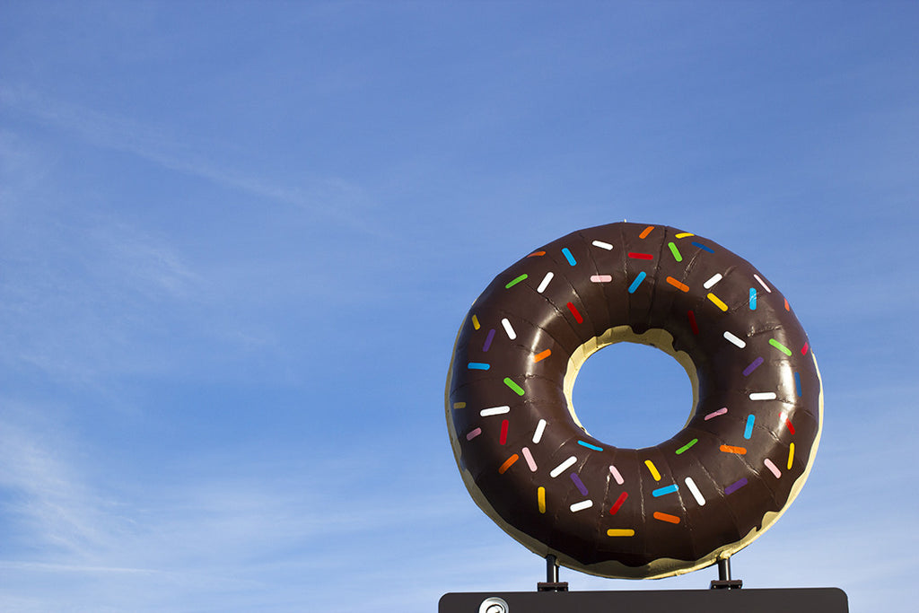 Landmark : Long Beach's Giant Donut