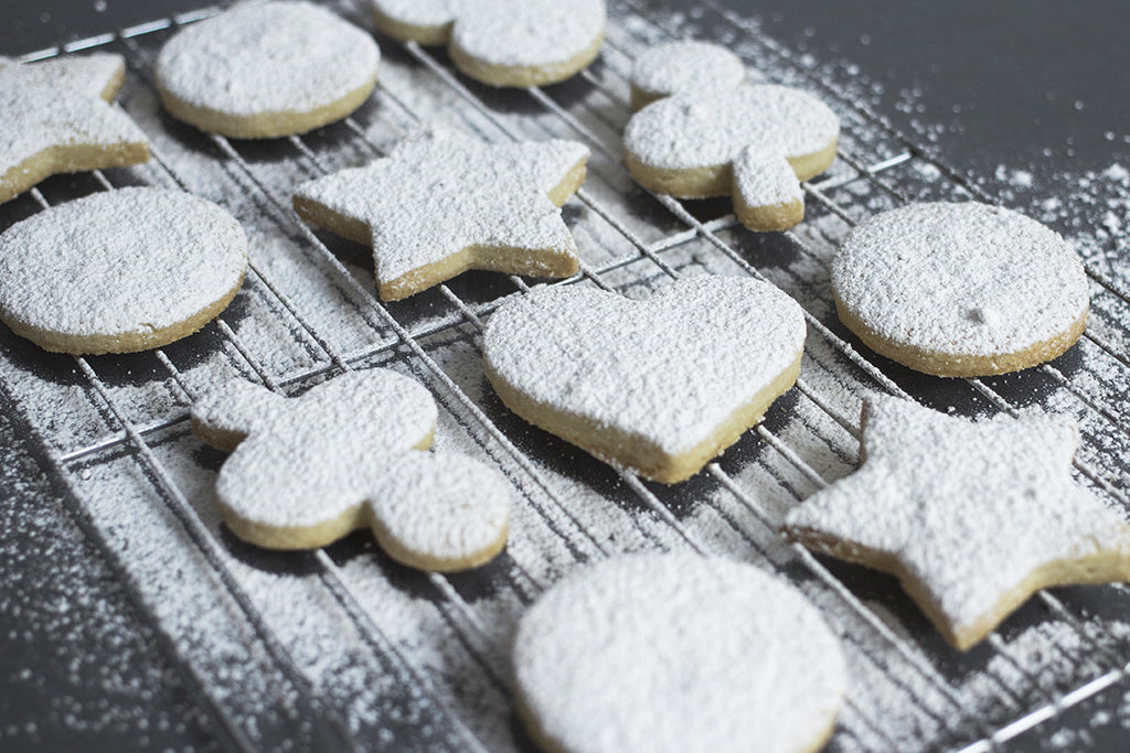 Recipe : Almond Vanilla Cookies