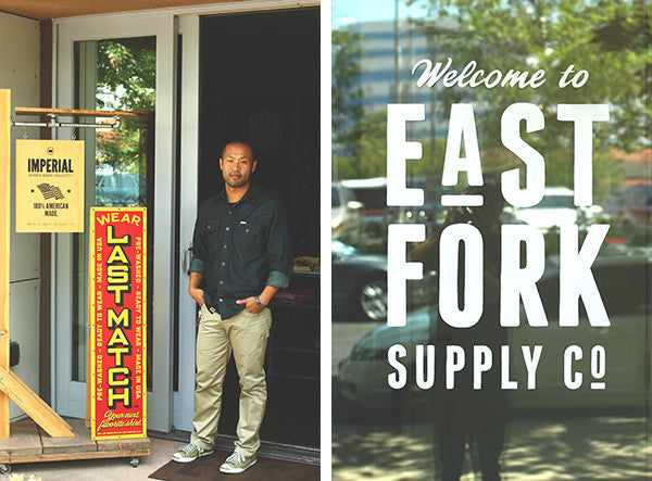 Shop Spotlight // East Fork Supply Co.