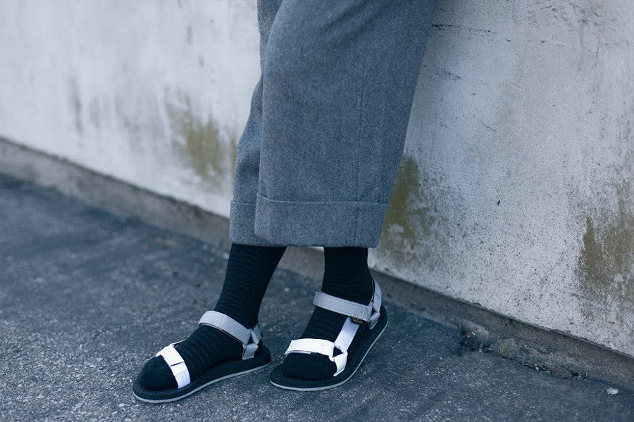 #SocksAndSandals: Style Tips From Teva