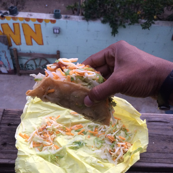 "Chris Pastras' ""Top 5 Echo Park Taco Spots"""