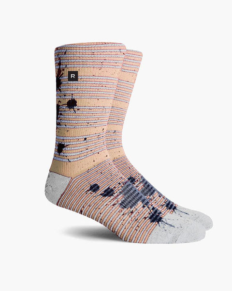 Splatter Sock