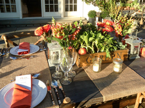 farm to table flowers