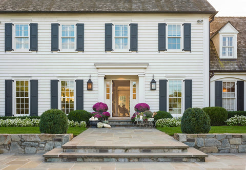 Fall front entry