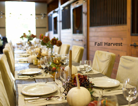 Barn Party Tablescape