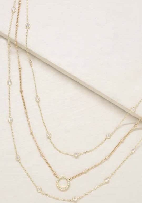 Monroe Necklace Set