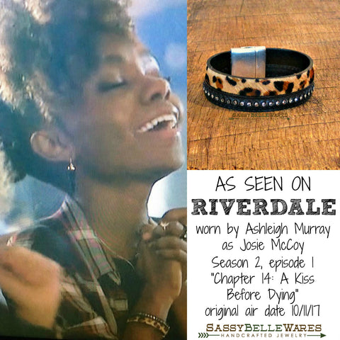 SassyBelleWares on Riverdale!