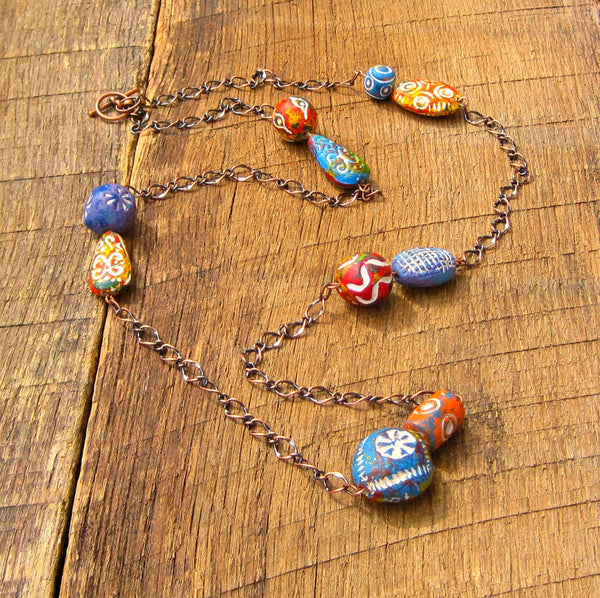 Bead Fiesta Necklace