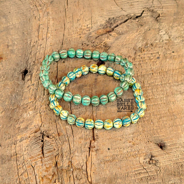 Stacking Bead Bracelets