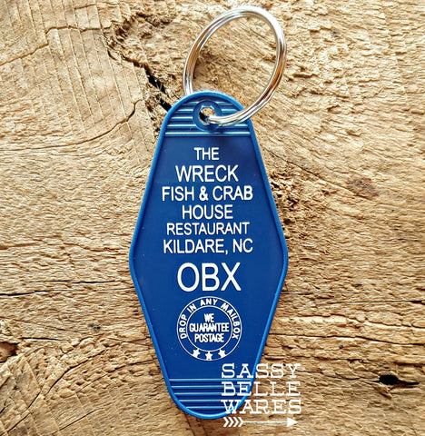 The Wreck Key Ring