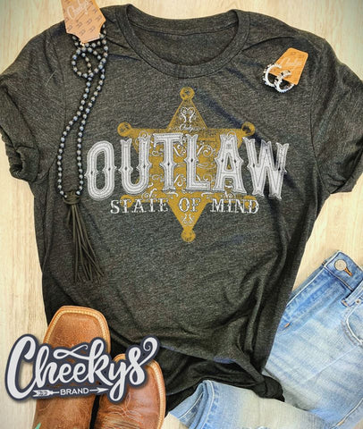 Outlaw State Of Mind - PREORDER