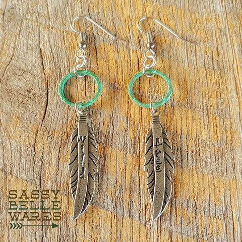 Wild and Free Earrings