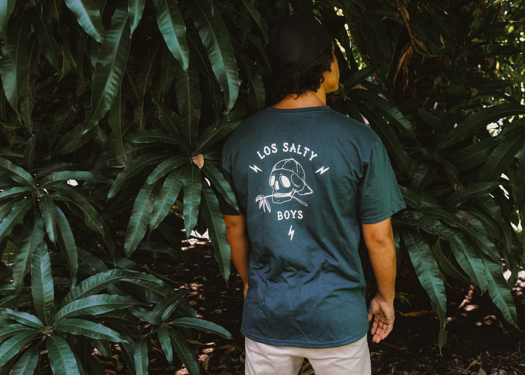 Los Salty Boys Tee