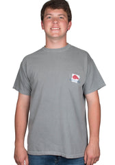 Hog 1871 Arkansas Flag T-Shirt