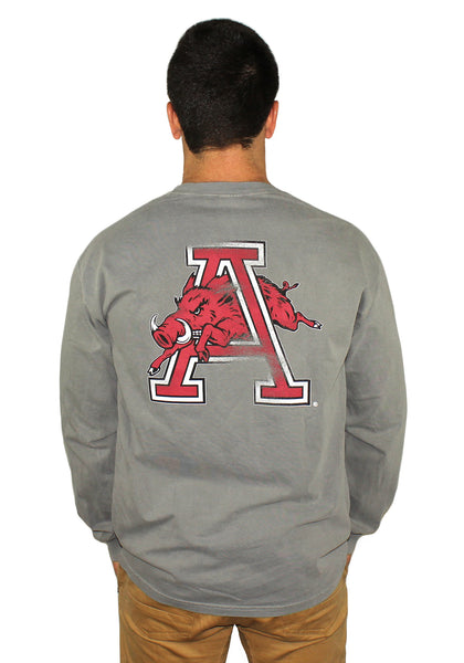 Hog Through The 'A' Long Sleeve