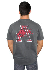 Hog Through 'A' T-Shirt