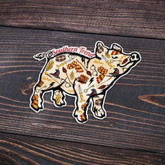 Magical Pig Sticker