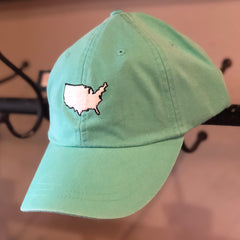 Mint USA Hat