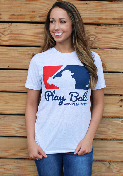 Play Ball Triblend T-Shirt