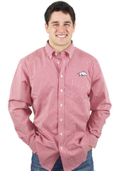 Razorback Dress Shirt