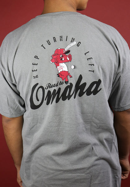Road to Omaha T-Shirt
