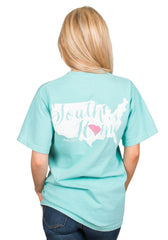 South Is Home T-Shirt - SC