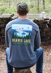 Beaver Lake Long Sleeve T-shirt