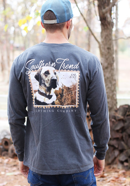 Duck Stamp Long Sleeve T-shirt