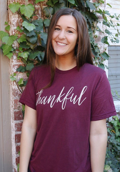 Thankful Triblend T-Shirt