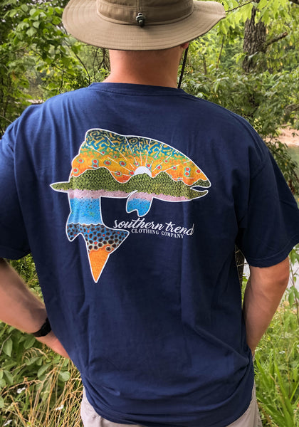 Triple Trout T-Shirt